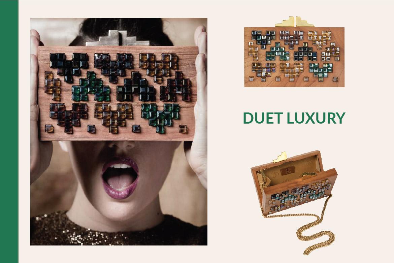 Duet Luxury on Pernia's Pop-Up Shop