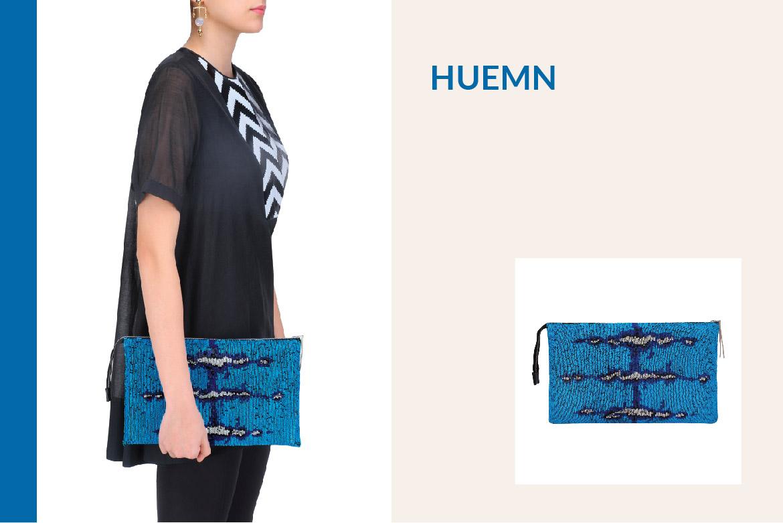Huemn on Pernia's Pop-Up Shop