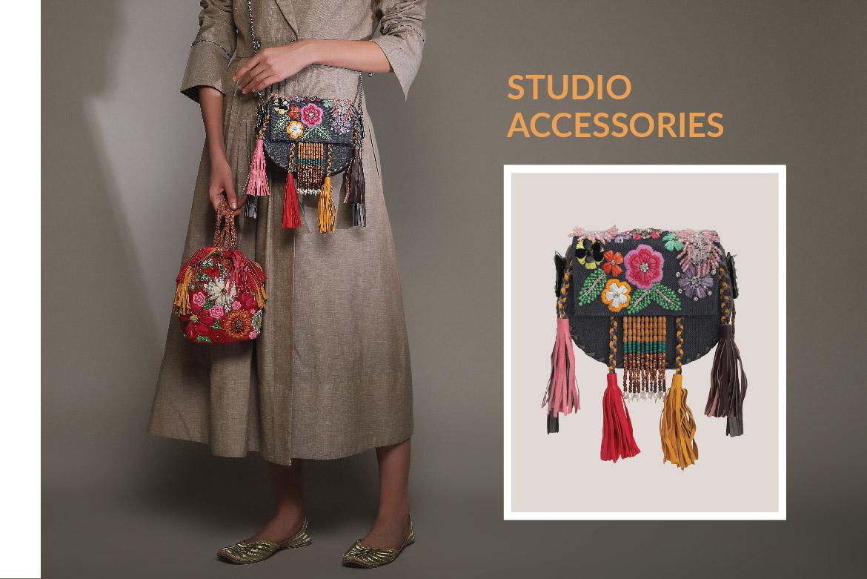 Studio Accessories on Pernia's Pop-Up Shop