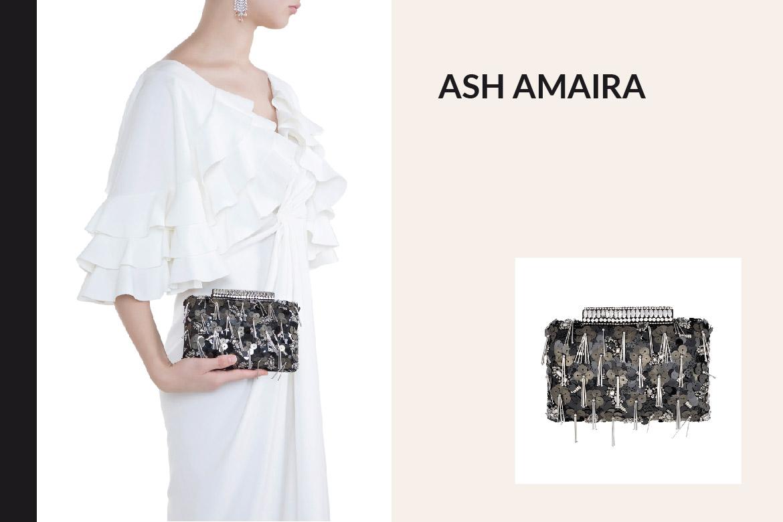 Ash Amaira on Pernia's Pop-Up Shop
